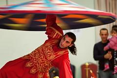 Spinning Tanoura