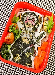 """One Piece Bento 8 • <a style=""""font-size:0.8em;"""" href=""""http://www.flickr.com/photos/66379360@N02/8428623811/"""" target=""""_blank"""">View on Flickr</a>"""
