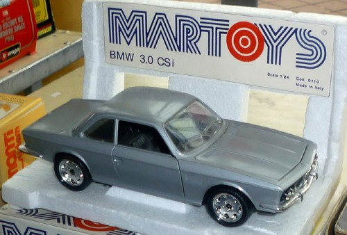 Martoys BMW 3.0 CSi