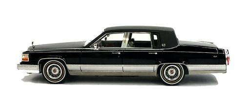 GLM Cadillac Brougham 1984