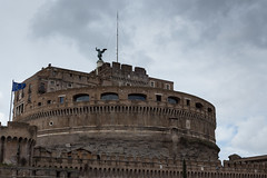Château St Ange - Rome
