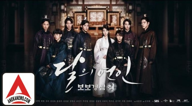 #Gosip Top :Jadi Drama Termahal, Scarlet Heart Ungguli Descendants of the Sun