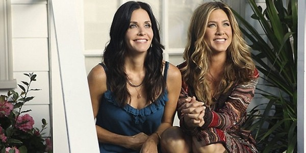 Courteney Cox defende Aniston ao falar sobre divórcio de Pitt e Jolie