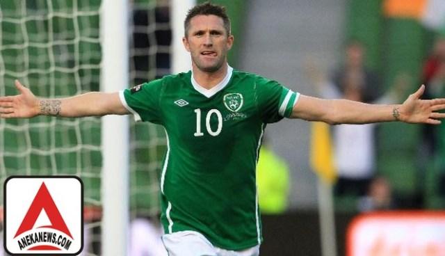 #Bola: Robbie Keane Ingin Menjadi Pelatih Timnas Irlandia