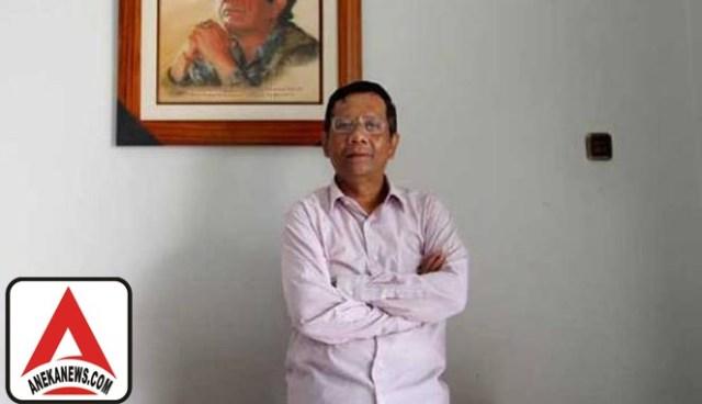 #Terkini: Mahfud MD Jadi Penasihat Raja Yogyakarta