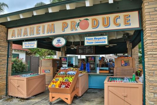 Anaheim Produce - Healthy Option at Hollywood Studios