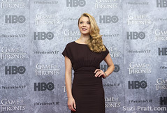 "Natalie Dormer at HBO's ""Game Of Thrones&..."