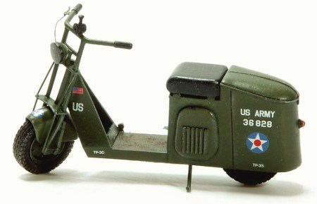 Plus Model US airborne scooter