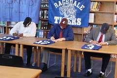 """boys signing • <a style=""""font-size:0.8em;"""" href=""""http://www.flickr.com/photos/21368919@N07/8453295214/"""" target=""""_blank"""">View on Flickr</a>"""