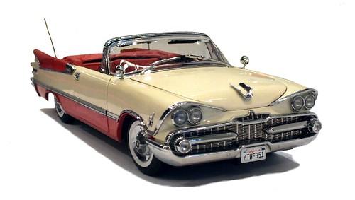 Sunstar Dodge Custom Royal 1959