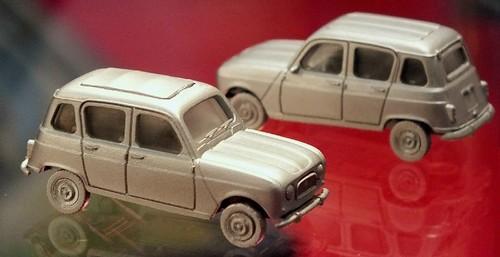 Wiking Renault 4
