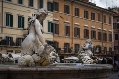 Piazza Navona - Rome (Mars 2013)