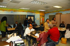 """Take a Professional to School Day: Sarah T. Reed High • <a style=""""font-size:0.8em;"""" href=""""http://www.flickr.com/photos/85752600@N06/8575150032/"""" target=""""_blank"""">View on Flickr</a>"""