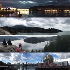 Vancouver, B.C. Trip Summer 2016