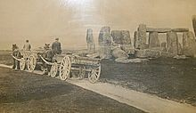 220px-Stonehenge_with_farm_carts,_c._1885