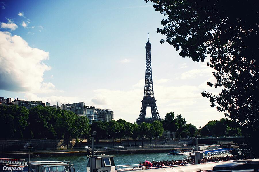 2016.8.28 | 看我的歐行腿| 法國巴黎凱旋門、香榭麗舍間的歷史之道 05