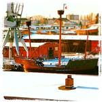 Liza zu Lübeck,Hafen,Hafenschuppen,nördliche Wallhalbinsel
