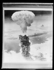 1st atomic bomb test