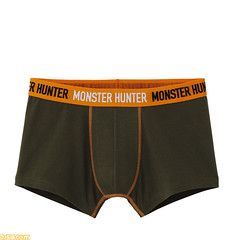 """Monster Hunter Briefs 9 • <a style=""""font-size:0.8em;"""" href=""""http://www.flickr.com/photos/66379360@N02/8691449521/"""" target=""""_blank"""">View on Flickr</a>"""