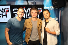 Joe Keery on the Covino & Rich Show