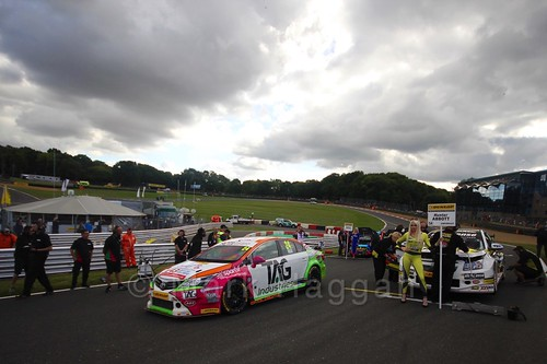 Jake Hill during the BTCC Brands Hatch Finale Weekend October 2016