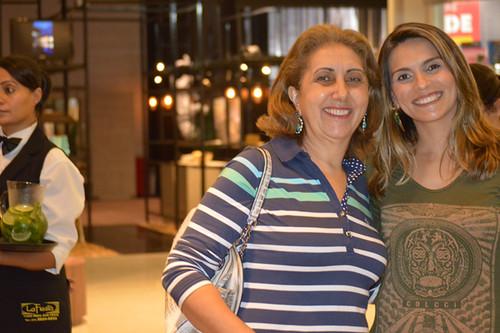Cecília e Maria Luiza