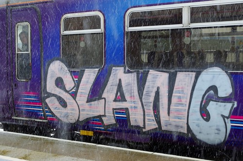 Image result for slang graffiti