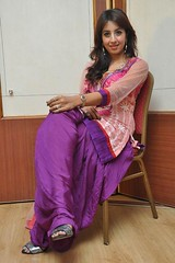 South Actress SANJJANAA Photos Set-7 (55)