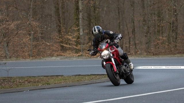 Ducati Monster 696 by Corentin Foucaut, on Flickr