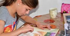 """Malen. Ein Bild malen. Das Mädchen malt ein Bild. • <a style=""""font-size:0.8em;"""" href=""""http://www.flickr.com/photos/42554185@N00/28704998872/"""" target=""""_blank"""">View on Flickr</a>"""