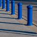 blue row