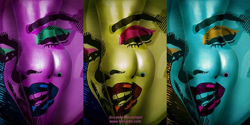 My oh My Marilyn 2013