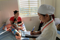 Cambodia: Improving hospitals and healthcare h...