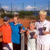 Jacob och Max vann PD 08-12 över Hugo och Arvid.