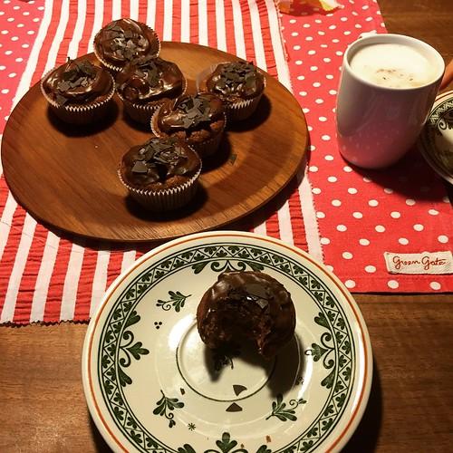 #Chocolate #Muffin  #nomnomnom