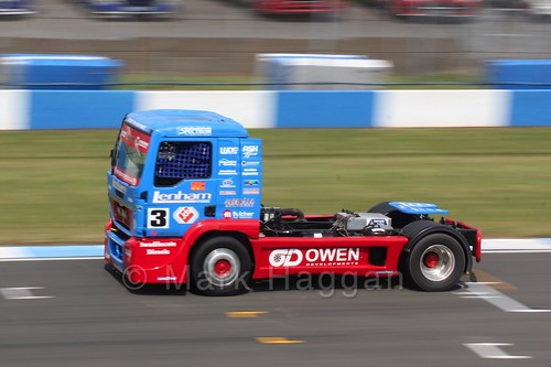 BTRA Class A Racing at Donington Park, July 2016