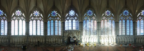 "Chapter House panorama • <a style=""font-size:0.8em;"" href=""http://www.flickr.com/photos/96019796@N00/16238718138/"" target=""_blank"">View on Flickr</a>"