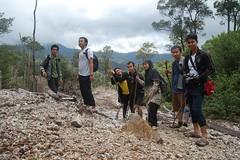 baru tiba di kawah ratu gn.salak, #jakartatraveller #visitindonesia #traveller
