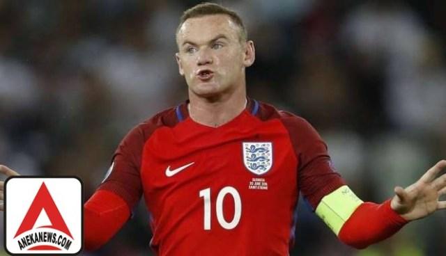 #Bola: Ini Rencana Rooney Usai Pensiun dari Timnas Inggris
