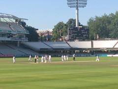 last Wicket