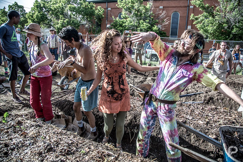 """Denver Permaculture Action Day 