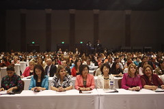 Global Peace Paraguay 2014 Audience Women Group Shot