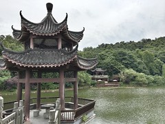 Yuelu Mountain, Changsha