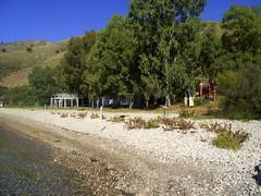 verlassener Campingplatz