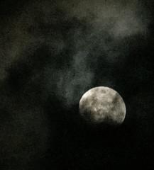 Blurred Moon