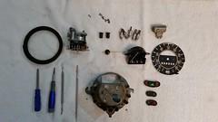'69 VW Speedo Rebuild