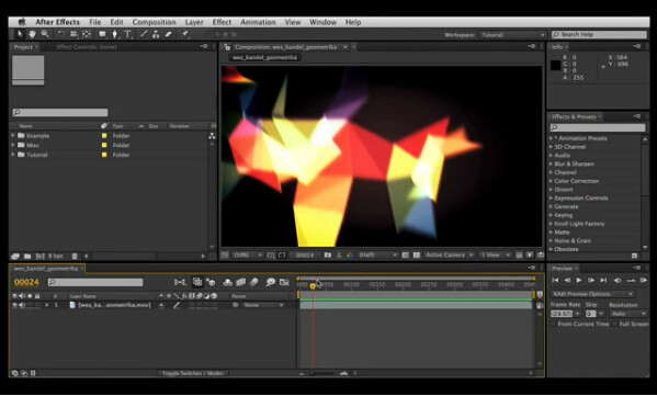 motiongraphic