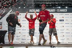"""Volvo Ocean Race 2014-2015 - Leg 4 • <a style=""""font-size:0.8em;"""" href=""""http://www.flickr.com/photos/67077205@N03/16670819495/"""" target=""""_blank"""">View on Flickr</a>"""