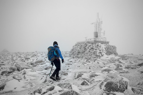 White-out on Cairn Gorm