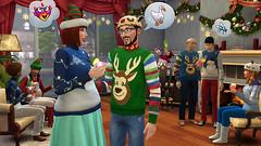 Les Sims 4 : Noël